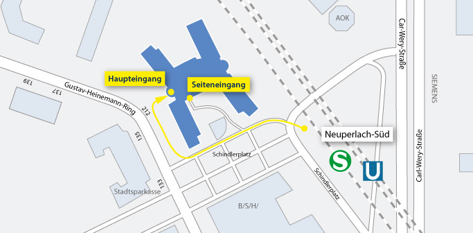 Directions to TetraLingua